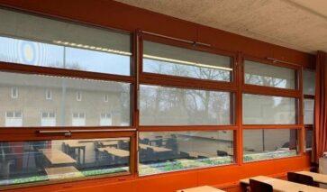 Ventilatie op scholen