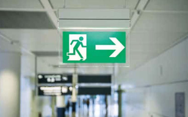 Vluchtdeuren en tijdvertraging, DGMR