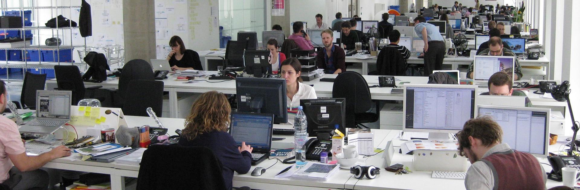 Luchtkwaliteit in kantoor monitoren met SAM Air