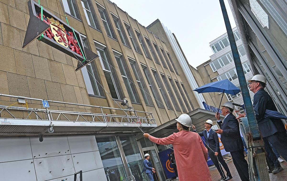 Renovatie Provinciehuis Zuid-Holland officieel van start met bijdrage van DGMR