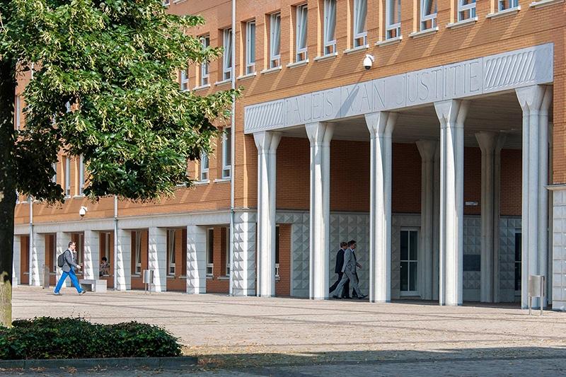 Paleis van Justitie in Den Bosch krijgt renovatie, DGMR