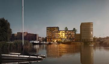 Overeenkomst voor eerste houten woongebouw voor senioren op IJburg | DGMR