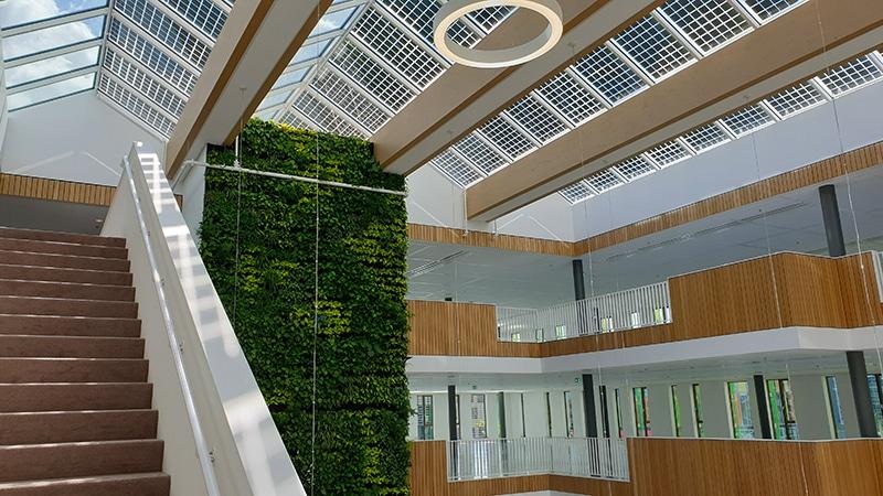Gezonde werkomgeving voor SHARE Building in Hoofddorp | DGMR