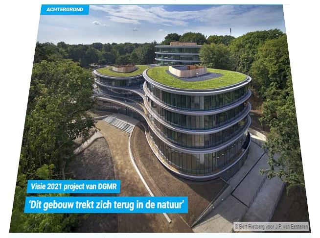 Triodos Bank in Technisch Weekblad | DGMR
