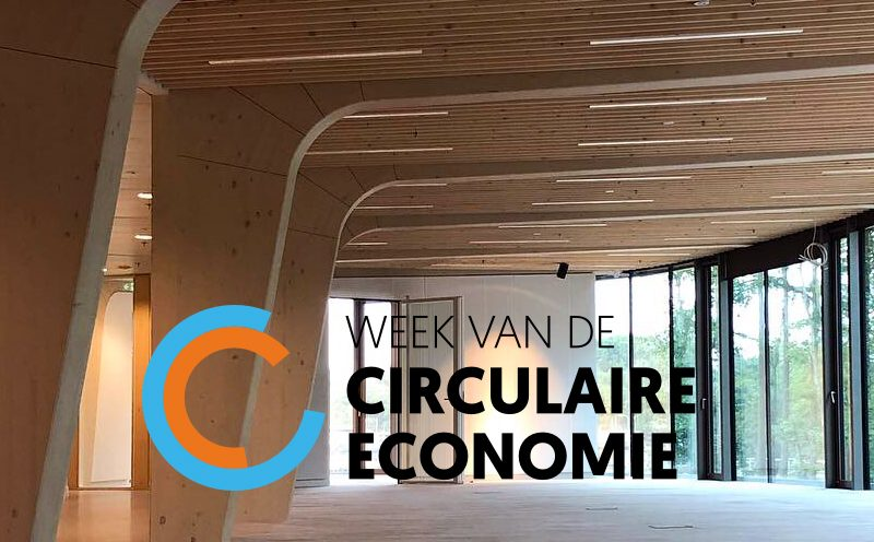 DGMR draagt bij aan Week van de Circulaire Economie met circulariteit in de bouw