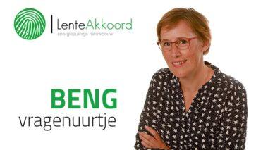 DGMR-expert Ieke Kuijpers beantwoordt vragen over BENG in de praktijk op initiatief van Lente-akkoord