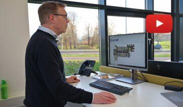 John Lens van TVVL over monitoring met SAM Air