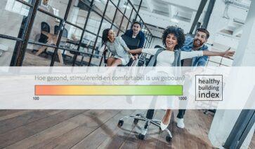 COVID-module in Healthy Building Index tool van DGMR en bba