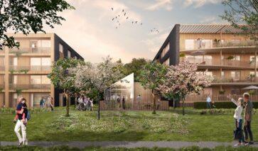 Ambachts Lint in Hendrik-Ido-Ambacht wordt verder uitgewerkt | DGMR