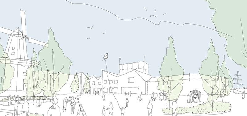 Ontwerpen aan het nieuwe Cultuurcluster in Delfzijl | DGMR