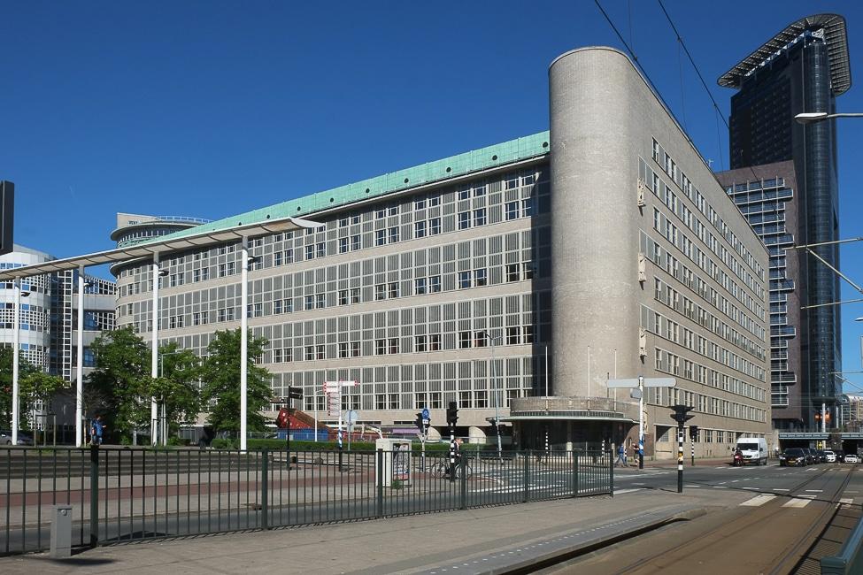 Transformatie van het Stationspostgebouw in Den Haag | DGMR