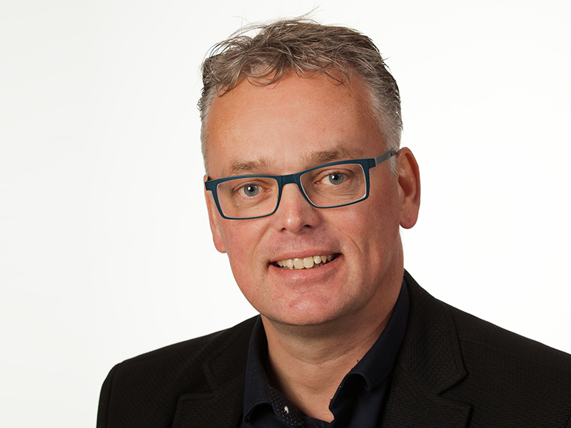 Christiaan de Wolf is partner bij DGMR