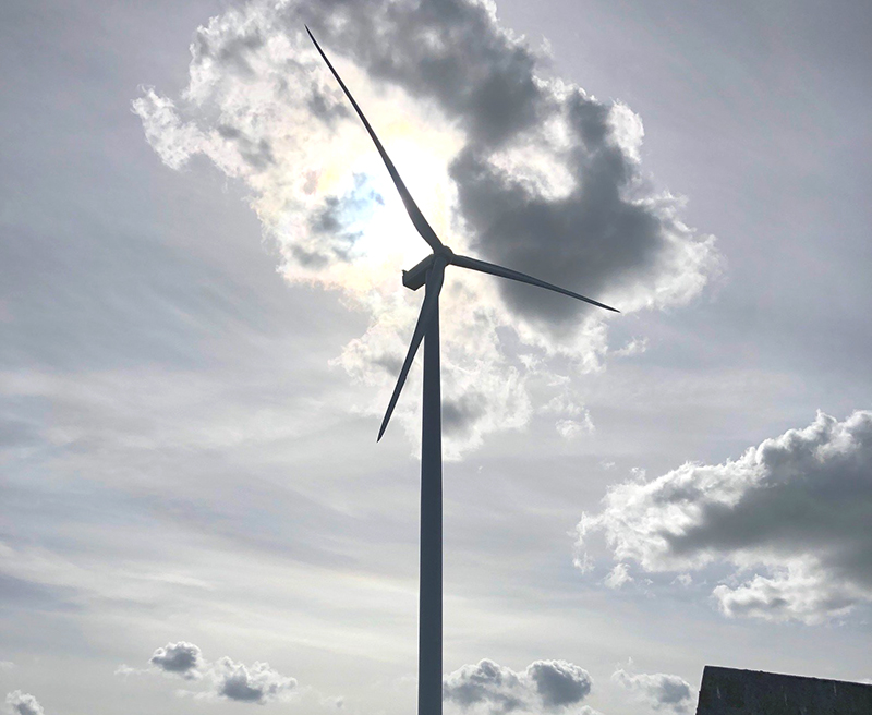 Onderbouwing wettelijke normen voor windturbines en windmolenparken