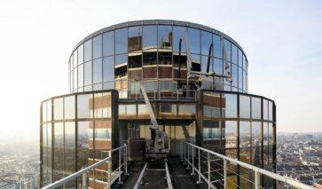hergebruik iconische toren DNB | DGMR