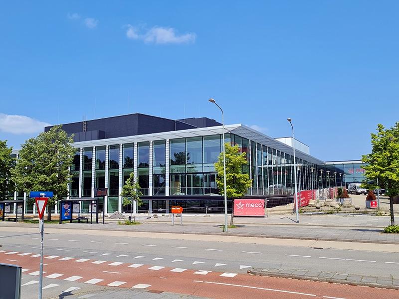MECC Maastricht, (ver)nieuwbouw en verduurzaming   DGMR