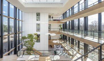 Atrium van FTOS | DGMR