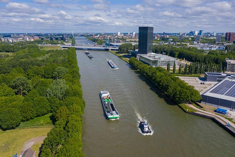 Raamcontract DGMR met Rijkswaterstaat